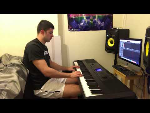 """Take Her Place"" - Don Diablo ft. A.R.I.Z.O.N.A. - Piano Cover by Niko Kotoulas"