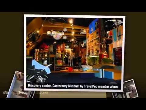 Canterbury Museum - Christchurch, Christchurch-Canterbury, South Island, New Zealand