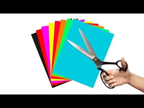 DIY Paper Craft Ideas   How To Make Paper Things