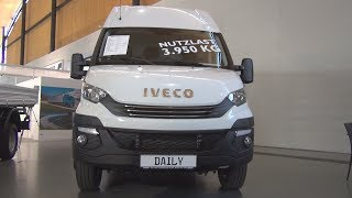 Iveco Daily 70 C 18 A8 V Panel Van (2018) Exterior and Interior