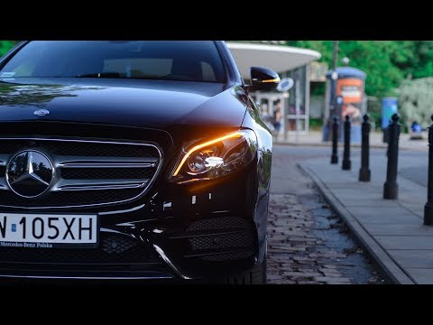 Active Lane Change Assist in Mercedes-Benz E-Class - real test :: [1001cars]
