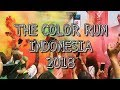 THE COLOR RUN INDONESIA 2018