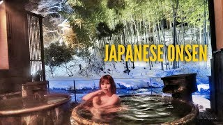 7 Types Of Onsen/Hot Springs You Can Experience in Japan | @Bianca_Valerio