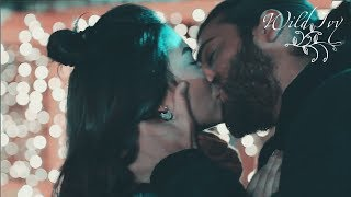 Can Sanem kiss/ BEST ROMANTIC MOMENTS /A thousand years/ Erkenci Kuş/