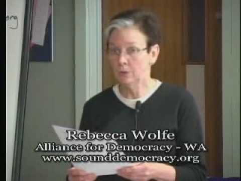 Talk - Karen Coulter - The Program on Corporations, Law and Democracy