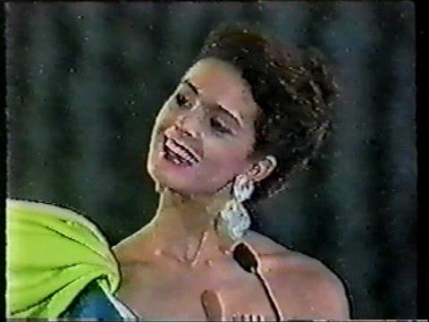 Miss Wonderland 1988 Taipei Taiwán 1988