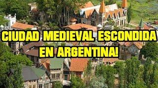 Ciudad Medieval Escondida en ARGENTINA!