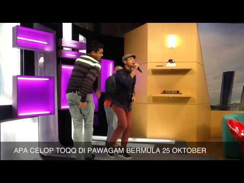 Aku Mau Dia 'Live' MHI Oleh Hazama Azmi - OST Apa Celop Toqq Bermula 25 Oktober Di Pawagam