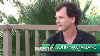 - Music - John MacFarlane - CEO of Sonos