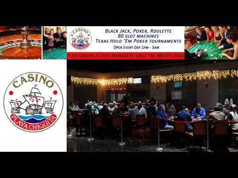 Casino Playa Chiquita - Latin Disco Club - Sosua gambling nightlife