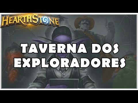 HEARTHSTONE - TAVERNA RETORNO DA LIGA DOS EXPLORADORES