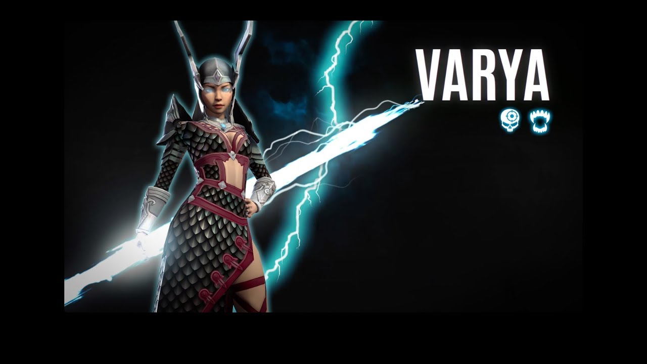 Varya Vainglory