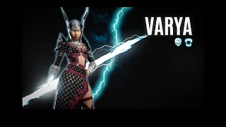 Varya Hero Spotlight