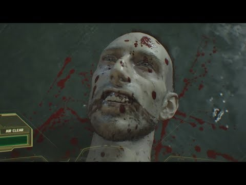 RESIDENT EVIL 7 NOT A HERO ALL Endings - Ending (Lucas Final Boss Fight)