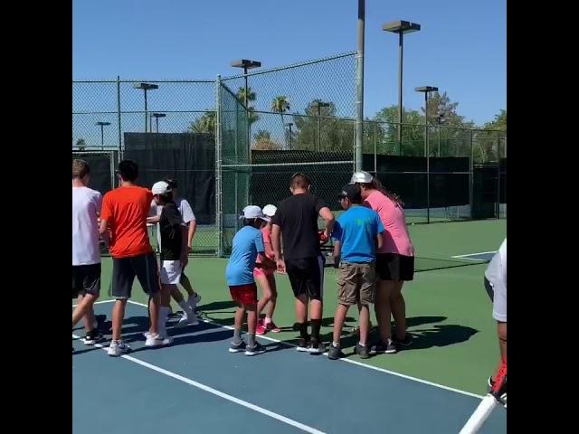 junior tennis lessons near me Glendale / Phoenix Arizona