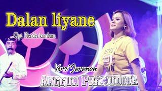 Anggun Pramudita - Dalan liyane [Versi jaranan] (Official Music Video)