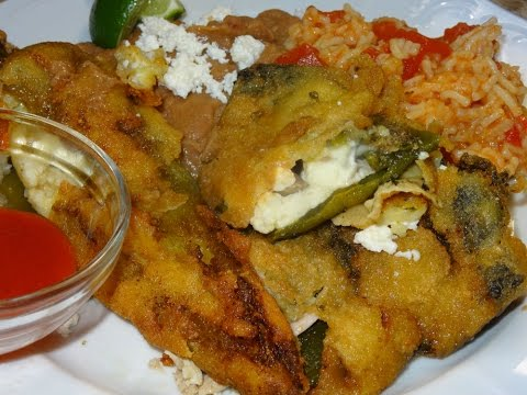 How To Make Chile Relleno