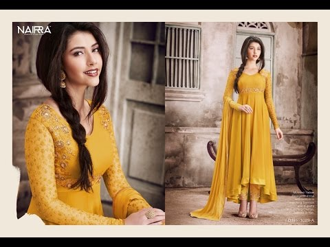 Latest Indian dresses collections 2017 || NAKKASHI NAIRRA EVOLVE WHOLESALE PARTY