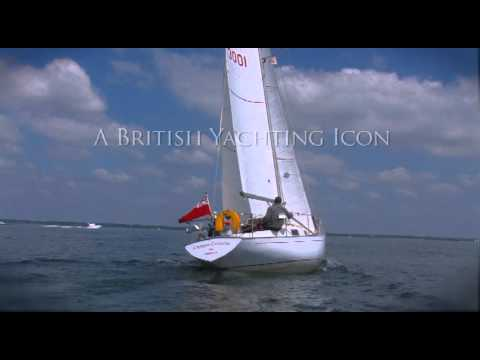 Contessa 32 -  A British Yachting Icon - Trailer