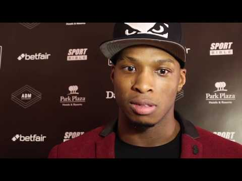 Michael 'Venom' Page Post Fight Interview, Sends A Message To His Haters