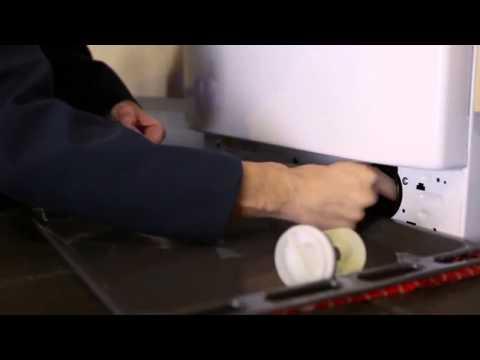 Стиральная машина не отжимает - чистим фильтр