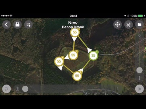 Parrot Bebop: Flight Plan walk-through