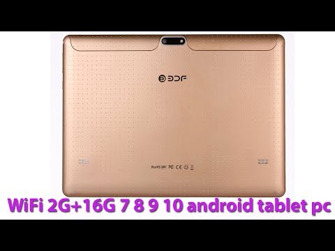 New 10 inch Original Design 3G Tablet Android Phone 2GB 16GB