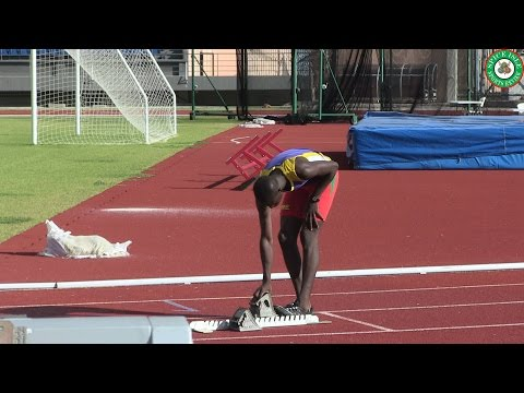 Grenada Athletics Association (GAA) Mini Meet 4