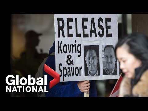 Global National: June 19, 2020 | Two Canadians charged with spying by Chinese government