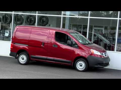 2016 Nissan NV200 Cargo Van Jacksonville, FL at Westside Nissan - Economy