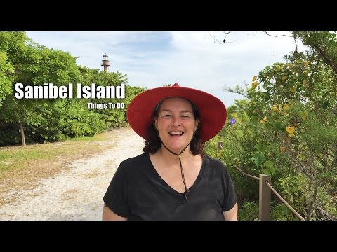 Sanibel Island Things To Do