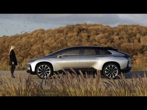Faraday Future  now focuses on FF91 production