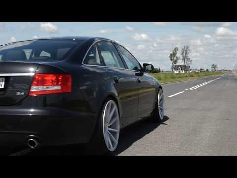 Audi A6 (C6) 4F 2.4 BDW Stock Exhaust Vossen