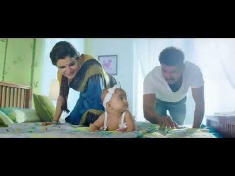 Whatsapp Status Song En Jeevan - Theri Movie