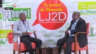 Interview avec M. Jean Blé Guirao Vice-président du l'Udpci