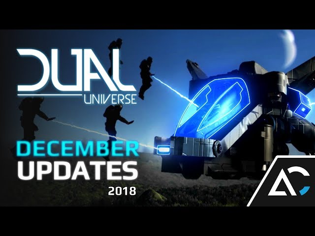 Ark Central Dual Universe: December 2018