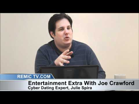 Joe Crawford talks with Julie Spira, a cyber dating expert on remictv.com