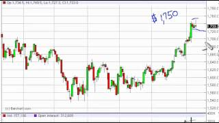 Gold Technical Analysis for September 13, 2012 by FXEmpire.com