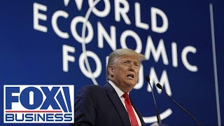 Trump took swipe at Dem candidates, environmentalists at Davos: Report
