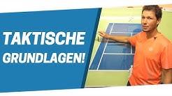 Tennis Strategie - Die 5 taktischen Grundlagen