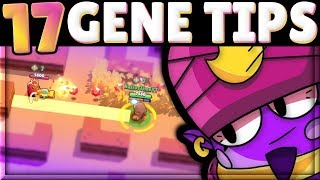 17 Tips to playing AS Gene & AGAINST Gene! + Gene Tier List | Gene Guide - Brawl Stars
