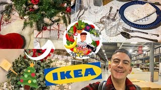 COME SHOPPING IN IKEA WITH ME! WHAT'S NEW CHRISTMAS 2019 | CHRISTMAS WITH MR CARRINGTON