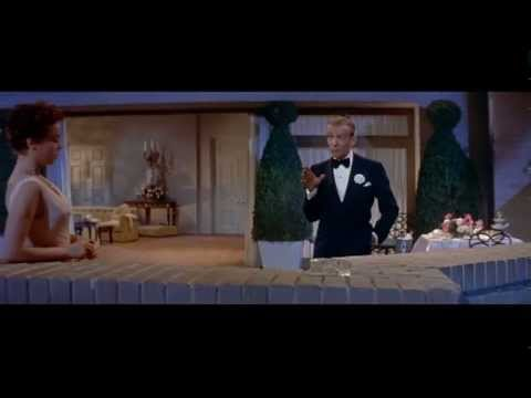 Daddy Long Legs 1955 Something's gotta give  Leslie Caron & Fred Astaire 日本語字幕