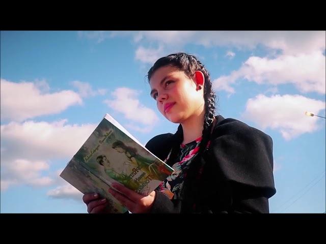 Изображение предпросмотра прочтения – АнастасияБарышникова читает произведение «Я люблю Усть-Илимск!» О.В.Фокиной