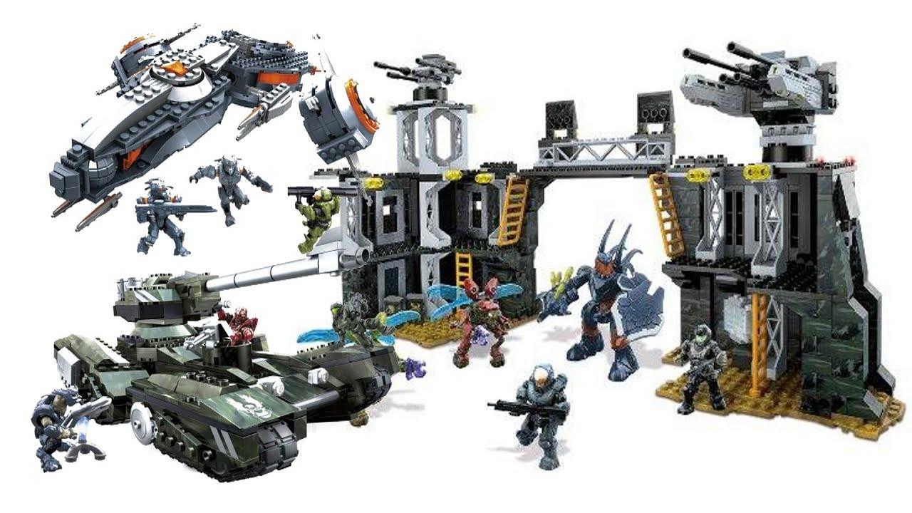 Halo Mega Bloks  Set Halo 5 Guardians Primer vistazo  YouTube