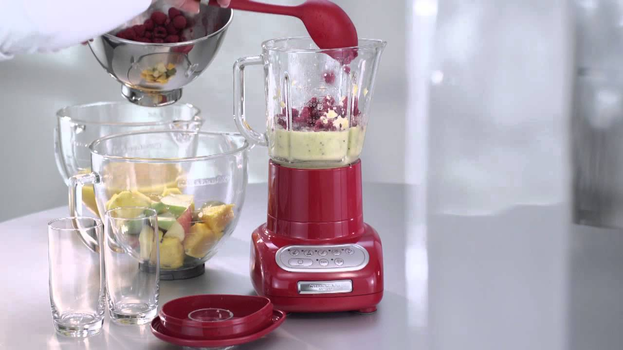 KitchenAid, frullatore. - YouTube