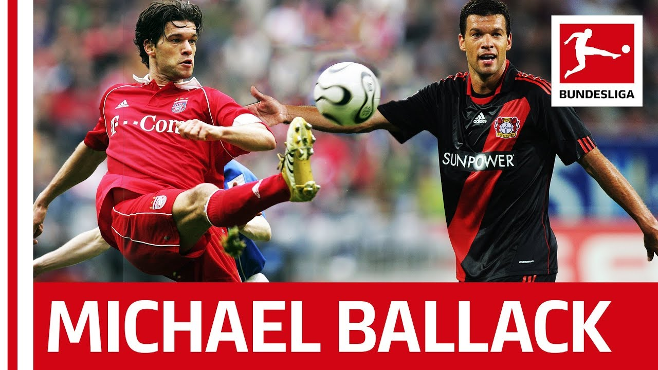 Michael Ballack - Bundesliga's Greatest