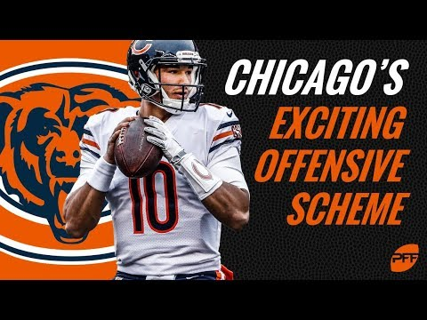 Chicago's exciting offensive scheme   PFF