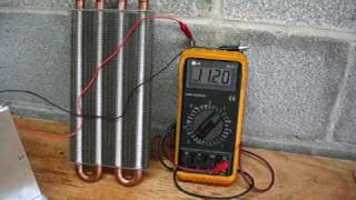 Thermoelectric Generator TEG Power Brick thumbnail