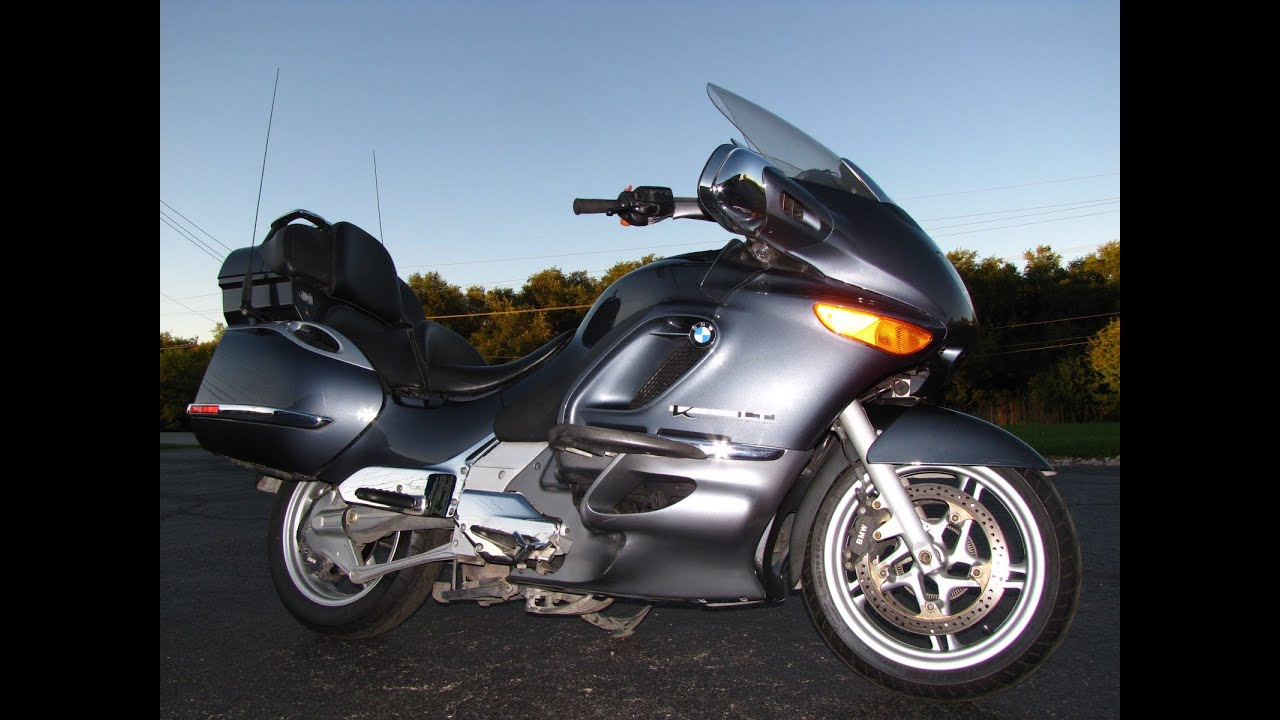 2003 BMW K1200LT SPORT TOURING Motorcycle For Sale - YouTube